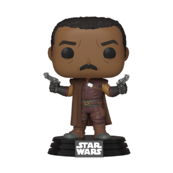 Funko POP! Vinyl Star Wars The Mandalorian : Greef Karga - Pre-order